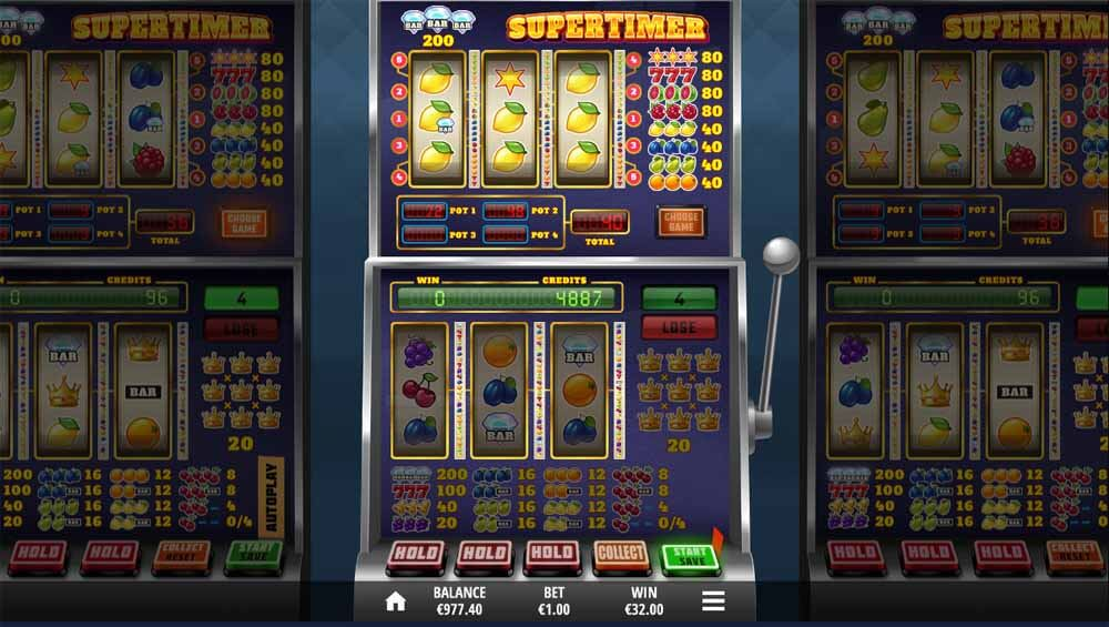 Supertimer Big Win Lemons